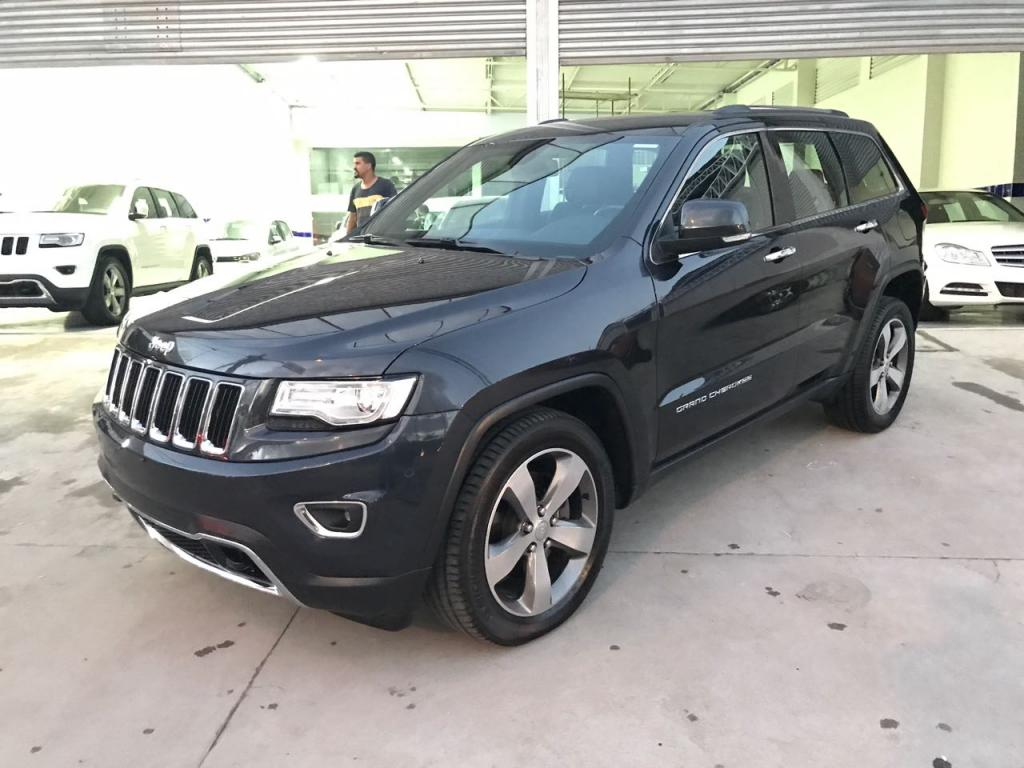 Great JEEP GRAND CHEROKEE 2015 3.0 LIMITED 4X4 V6 24V   Carango   56062